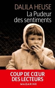 Dalila Heuse - La Pudeur des sentiments - Mazarine