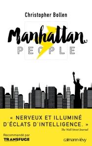 Manhattan people - Christopher Bollen